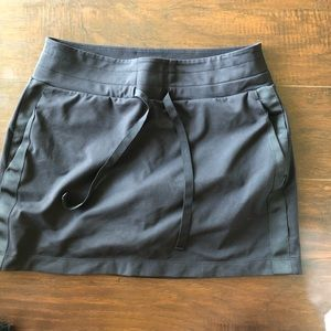 Athleta Skort, Black, Size M